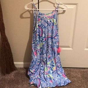 Lilly Pulitzer dress - worn once!